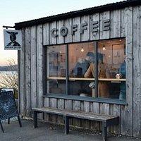 Black sheep coffee shop