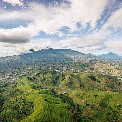 Rwanda, the land of a thousand hills