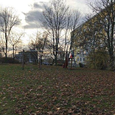 Detské ihrisko Spielplatz Staufenbergstrasse
