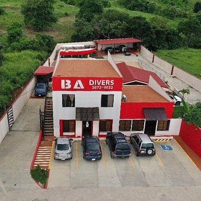 BA Divers