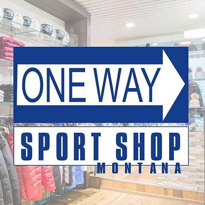 One Way Sport Shop (boutique) à Crans-Montana (Valais)