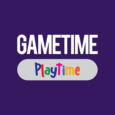 Official Logo of Gametime Playtime