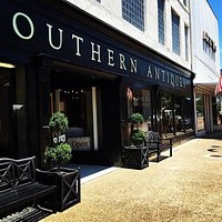 Southern Antiques in downtown Laurel!