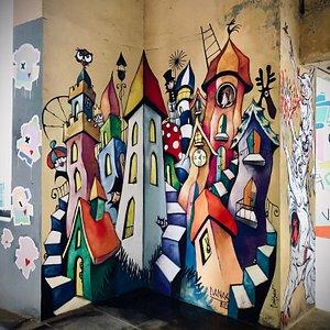 Murales di Capodimonte