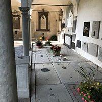 Hans Urs Cardinal von Balthasar Resting Place