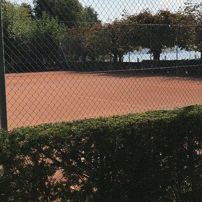 Tenisové kurty Carl-Spitteler-Quai