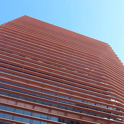 Edificio de la Comisión Nacional de los Mercados y la Competencia.