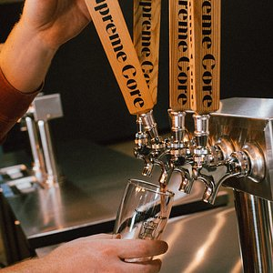 Always 10+ Original Ciders on Tap -- All Made In House!