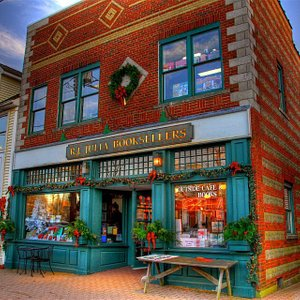The holidays at RJ Julia Booksellers