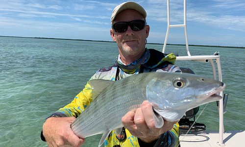 Book a trip with Reel Maverick Charters and ensure a fantastic adventure. Light tackle, fly fishing and wildlife excursions through the beautiful back country of the Florida Keys.