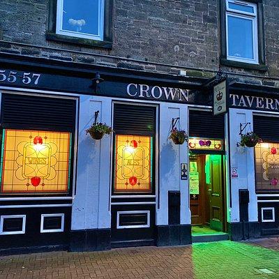 The Crown Tavern Kinghorn