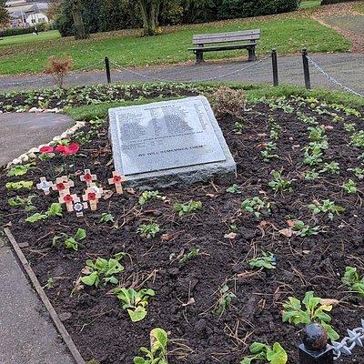 Newtongrange War Memorial