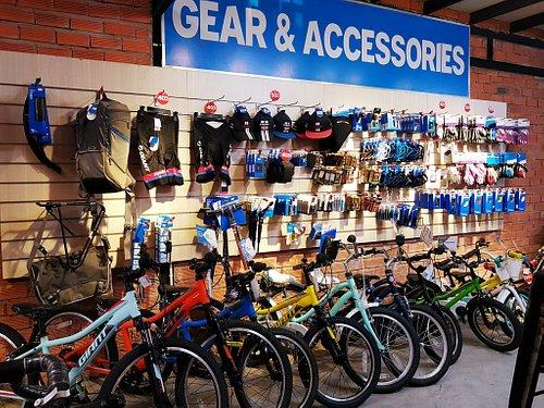 Xe đạp và phụ kiện xe đạp