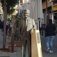 Estatua Manolo Escobar
