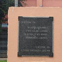 Monument als herois badalonins del 1714