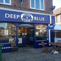 The best Fish and Chip Shop in Hastings ! You can't beat the food , the service and friendly atmosphere, would highly recommend !