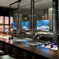 MMB Seafood Bar - Full view