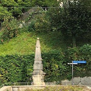 Fontána Brunnen Aargauerstalden