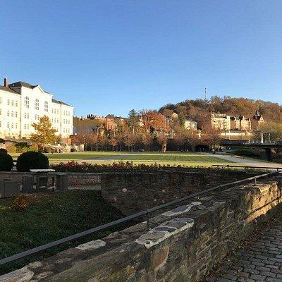 Zámocká záhrada (Schlossgarten)