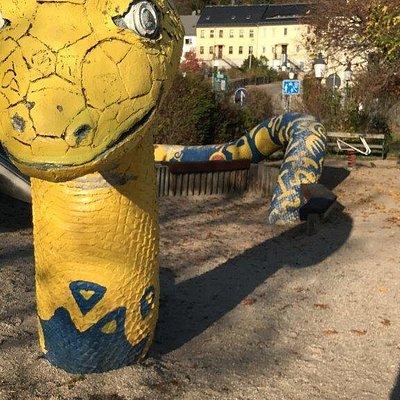 Spielplatz Die Schlange - detské ihrisko
