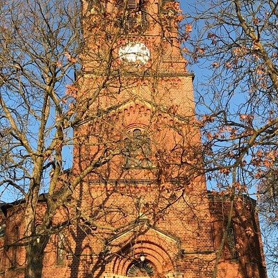 Kostol Ev. Lutherische Kirchgemeinde Greiz-Pohlitz
