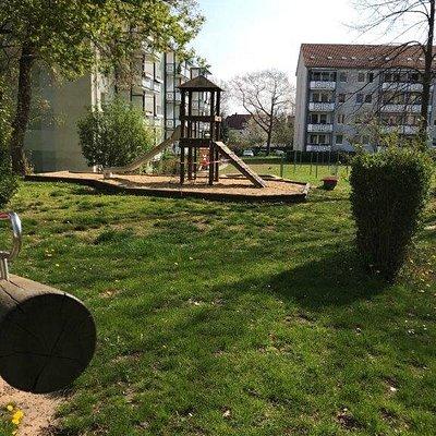 Detské ihrisko Spielplatz Gochtstraße