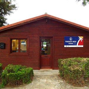 Tourist Info Anna / Oficina de Turismo de Anna