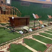 مسجد فاطمة  ابداعات  معمارية