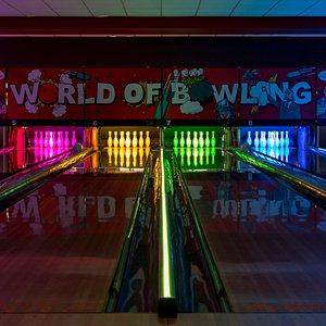 Ten Pin Bowling, free parking and best value in town
