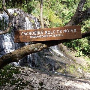 Cachoeira Bolo de Noiva