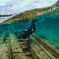 Get up close and personal with the wrecks of Thunder Bay by snorkeling or scuba diving.