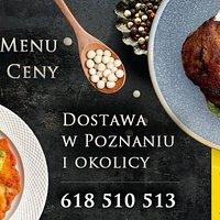 DOSTARCZAMY W CAŁYM POZNANIU I OKOLICACH !  zamów 618-510-513 / sprawdź menu na www.ratuszova.pl