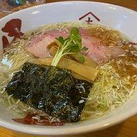 塩ラーメン750円