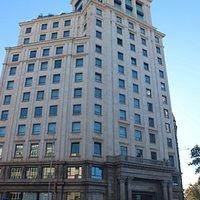 Edificio Banco Rural Y Mediterráneo