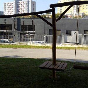 Detské ihrisko Landauova