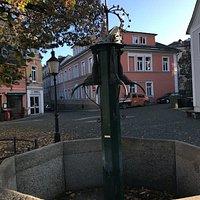 Fontána Röhrenbrunnen