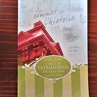 Le Circuit Patrimonial de Matane, Au Sommet de l'histoire