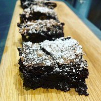 Don't forget to treat yourself to a mouthwatering brownie, freshly made by our talented👨‍🍳 , £1.95 each. Great with Arabica coffee on a cold day.