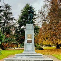 The Bard in Stanley Park
