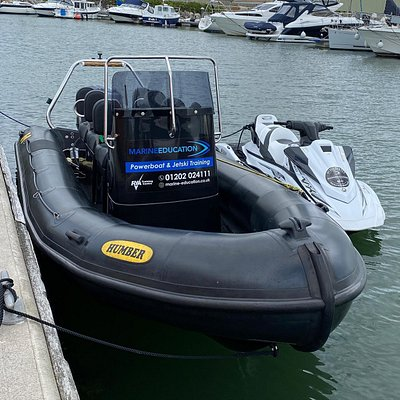 RYA Powerboat & Jet Ski Training