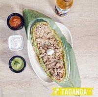 Patacon Bay sabor Taganga!