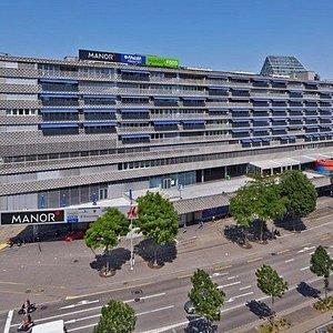 Shopping Center St Jacques à Bâle