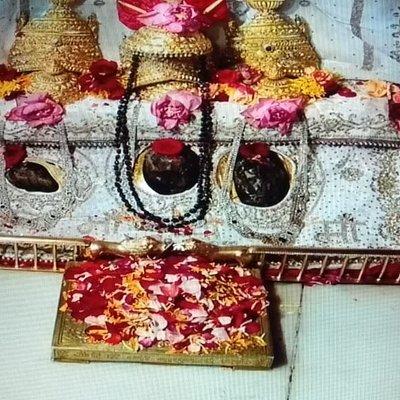 Vaishno Mata Image from Vaishno Devi Mandir