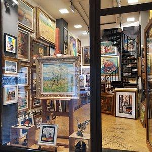 Art Gallery Bukefal