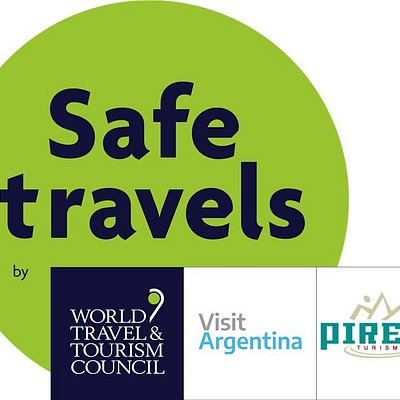 Recién distinguidos con el safe travel