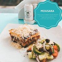 Our traditional mousaka. Its gradmas recipe :)