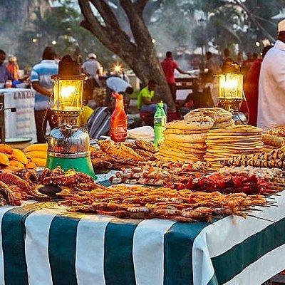 African or Tanzania cuisine