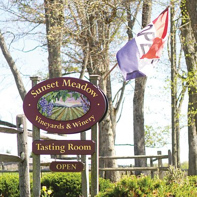 Sunset Meadow was named top 101 Best Wineries in America