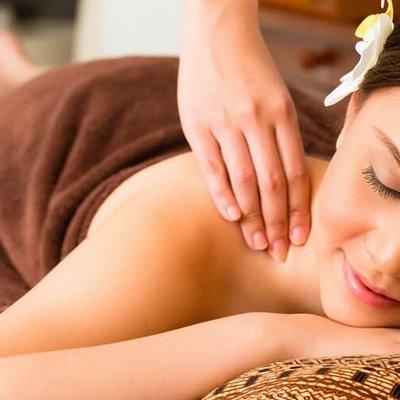 Got a relaxing massage