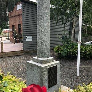 Walhalla War Memorial